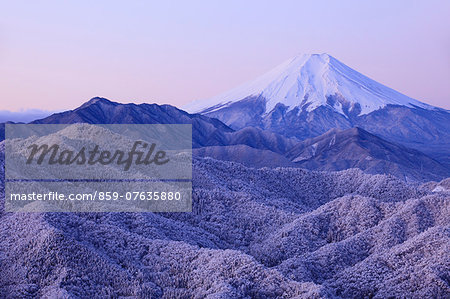 Yamanashi Prefecture, Japan Stock Photo - Rights-Managed, Image code: 859-07635880