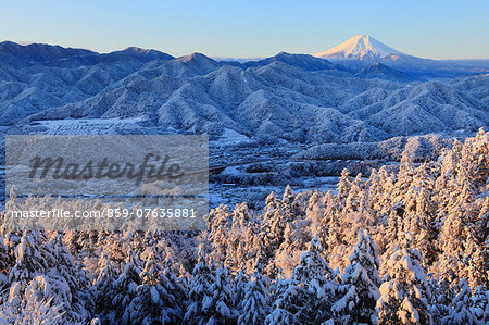 Yamanashi Prefecture, Japan Stock Photo - Rights-Managed, Image code: 859-07635881