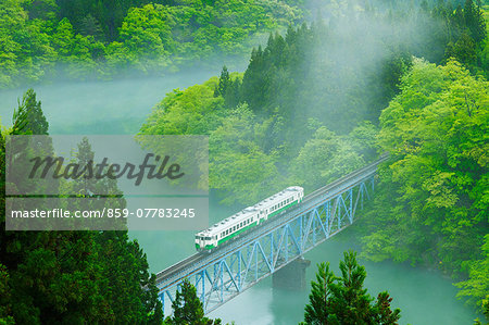 Fukushima Prefecture, Japan Stock Photo - Rights-Managed, Image code: 859-07783245