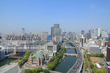 Osaka Prefecture, Japan Stock Photo - Rights-Managed, Image code: 859-08082239