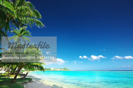 Guam Stock Photo - Rights-Managed, Image code: 859-08358206
