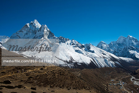 Nepal Stock Photo - Rights-Managed, Image code: 859-08359023