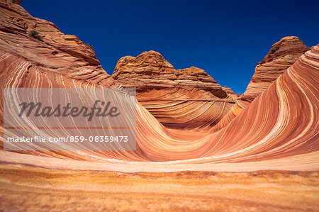 Monument Valley, USA Stock Photo - Rights-Managed, Image code: 859-08359473