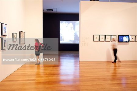 South America, Brazil, Sao Paulo; the interior of the Estacao Pinacoteca art gallery in Luz Stock Photo - Rights-Managed, Image code: 862-06676098