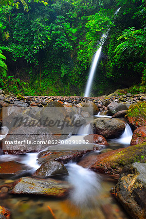 South East Asia, Philippines, south east Luzon, Legazpi, Busay falls Stock Photo - Rights-Managed, Image code: 862-08091022