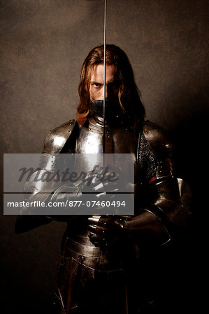 "Knight ""Hi"" Stock Photo - Rights-Managed, Image code: 877-07460494"
