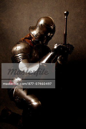 "Knight ""Requests"" Stock Photo - Rights-Managed, Image code: 877-07460497"