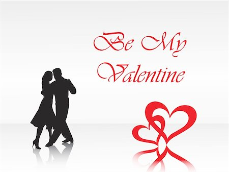 abstract vector background with valentine ornament, design1 Stock Photo - Budget Royalty-Free & Subscription, Code: 400-04076297
