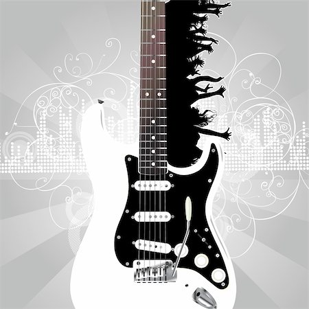 music Stock Photo - Budget Royalty-Free & Subscription, Code: 400-04119477
