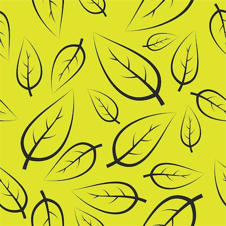 simsearch:400-04744132,k - Fresh green leafs texture - seamless pattern Stock Photo - Budget Royalty-Free & Subscription, Code: 400-04137873