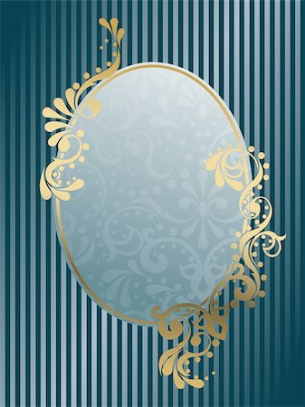Elegant banner design inspired by Victorian era designs. Graphics are grouped and in several layers for easy editing. The file can be scaled to any size. Stock Photo - Budget Royalty-Free & Subscription, Code: 400-04140008