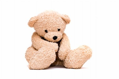 simsearch:400-04598294,k - Teddy bear stodui shot Stock Photo - Budget Royalty-Free & Subscription, Code: 400-04176544