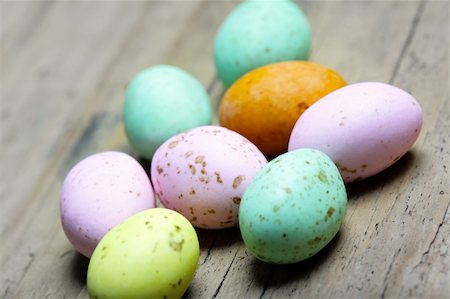 colored easter eggs Stock Photo - Budget Royalty-Free & Subscription, Code: 400-04178603
