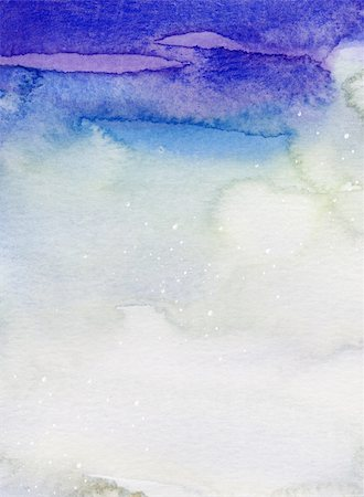 watercolor blue background,used texture or backgdrop Stock Photo - Budget Royalty-Free & Subscription, Code: 400-04180234