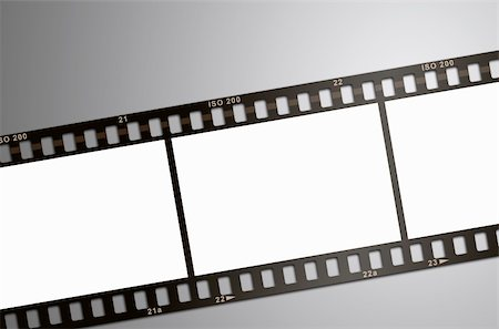 film strip - An image of a classic film strip Stock Photo - Budget Royalty-Free & Subscription, Code: 400-04206034