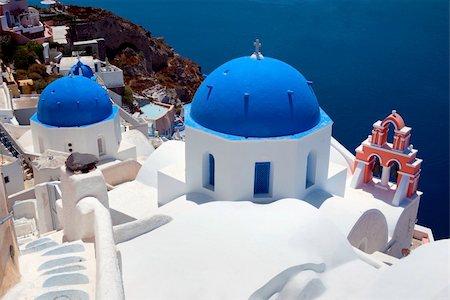 Santorini Stock Photo - Budget Royalty-Free & Subscription, Code: 400-04201732