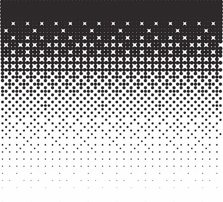 Halftone image for all of your halftone needs. Very high quality with a white background. Stock Photo - Budget Royalty-Free & Subscription, Code: 400-04222616