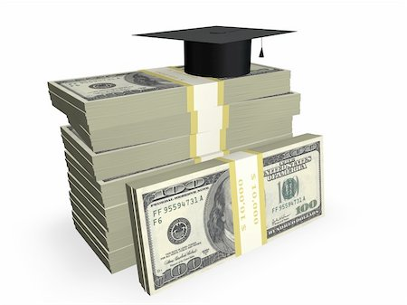 education loan - Education Costs Stock Photo - Budget Royalty-Free & Subscription, Code: 400-04268849