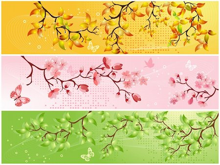 Seasonal backgrounds Stock Photo - Budget Royalty-Free & Subscription, Code: 400-04290413