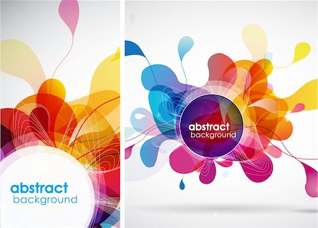 Abstract colored background. Stock Photo - Budget Royalty-Free & Subscription, Code: 400-04314463