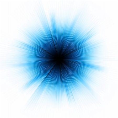 Abstract burst on white, easy edit. EPS 8 vector file included Stock Photo - Budget Royalty-Free & Subscription, Code: 400-04315251