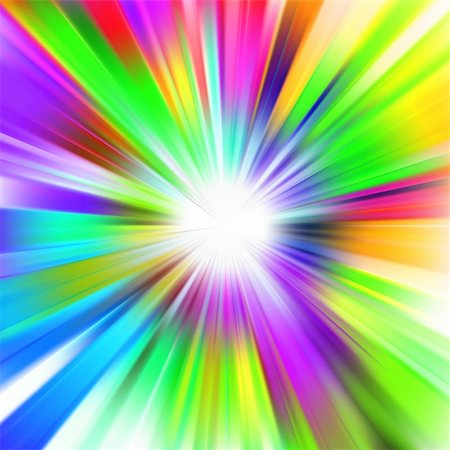 A multicolor design with a burst. EPS 8 vector file included Stock Photo - Budget Royalty-Free & Subscription, Code: 400-04330275