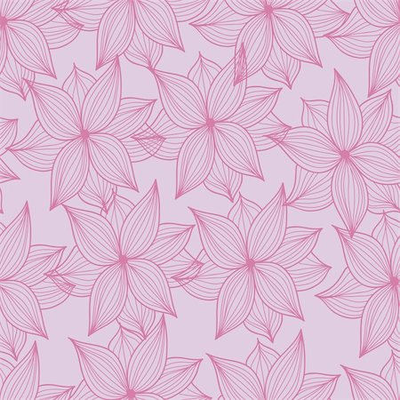 simsearch:400-04765926,k - Floral seamless pattern in vector Stock Photo - Budget Royalty-Free & Subscription, Code: 400-04333971