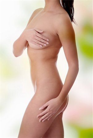 Beautiful female body Stock Photo - Budget Royalty-Free & Subscription, Code: 400-04346753