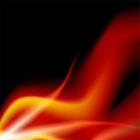 plasma - An image of a plasma energy flame background. Stock Photo - Budget Royalty-Free & Subscription, Code: 400-04362435