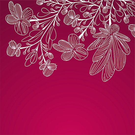 floral background Stock Photo - Royalty-Free, Artist: Sergio77, Image code: 400-04380891