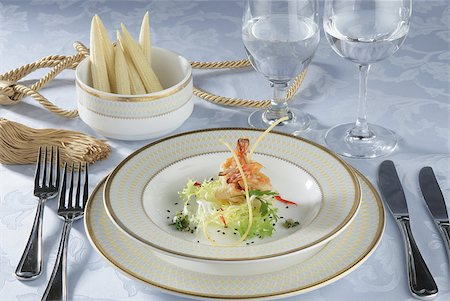 Fresh Italian hearty breakfast ready on table. Stock Photo - Budget Royalty-Free & Subscription, Code: 400-04397607
