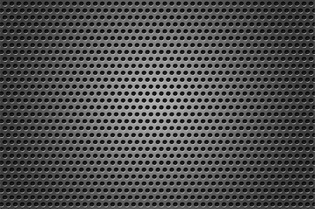 sheet music background - Metal Grid circles gray texture Stock Photo - Budget Royalty-Free & Subscription, Code: 400-04391612