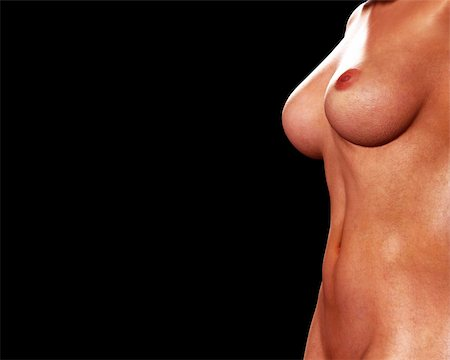 A erotic image of a sexy female body. Stock Photo - Budget Royalty-Free & Subscription, Code: 400-04430483