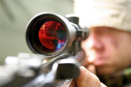 scope - Gun Scope Stock Photo - Budget Royalty-Free & Subscription, Code: 400-04472269