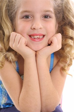 adorable child upclose Stock Photo - Budget Royalty-Free & Subscription, Code: 400-04510908
