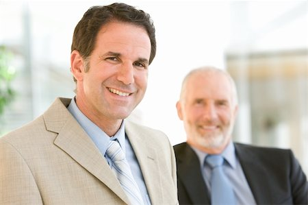 Portrait of Senior business man Stock Photo - Budget Royalty-Free & Subscription, Code: 400-04606208
