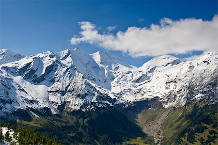 Grossglockner high alpine road, National Park Hohe Tauern, Austria Stock Photo - Budget Royalty-Free & Subscription, Code: 400-04609824