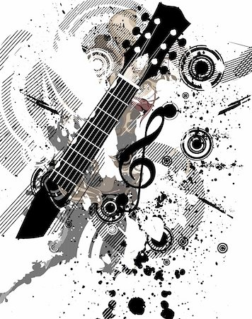 music Stock Photo - Budget Royalty-Free & Subscription, Code: 400-04616019