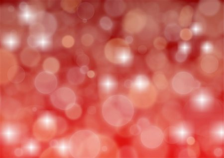 red colour background with white fireworks - Abstract illustration of a sparkly background Stock Photo - Budget Royalty-Free & Subscription, Code: 400-04636409