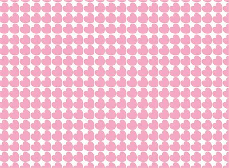 Vector swatch heart striped fabric wallpaper in pink and ecru that matches Valentine borders. Stock Photo - Budget Royalty-Free & Subscription, Code: 400-04668340