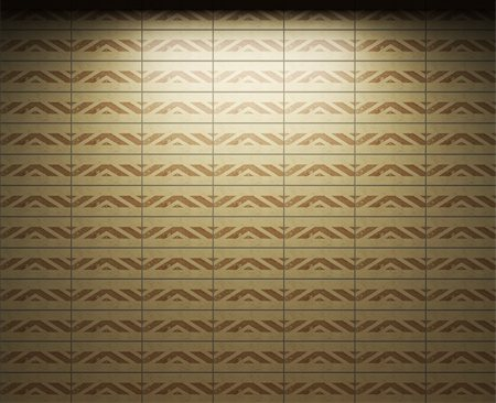 simsearch:400-05245734,k - illuminated tile wall made in 3D graphics Stock Photo - Budget Royalty-Free & Subscription, Code: 400-04679911