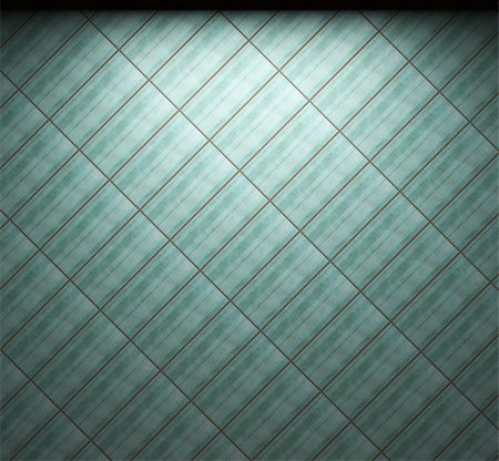simsearch:400-05245734,k - illuminated tile wall made in 3D graphics Stock Photo - Budget Royalty-Free & Subscription, Code: 400-04679921