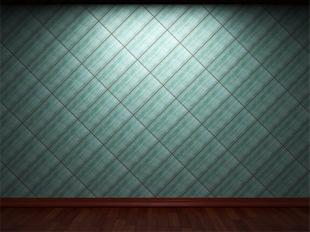 simsearch:400-05245734,k - illuminated tile wall made in 3D graphics Stock Photo - Budget Royalty-Free & Subscription, Code: 400-04679922