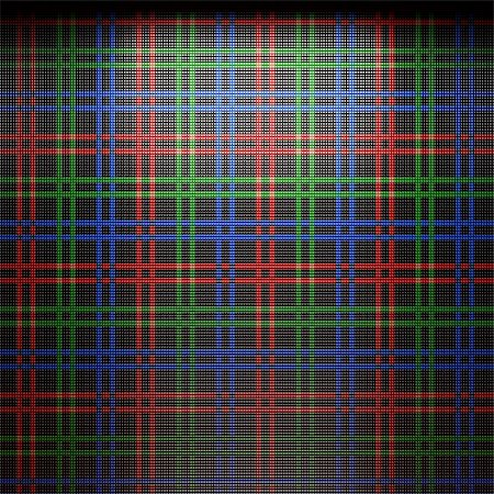simsearch:400-05245734,k - illuminated tile wall made in 3D graphics Stock Photo - Budget Royalty-Free & Subscription, Code: 400-04681573