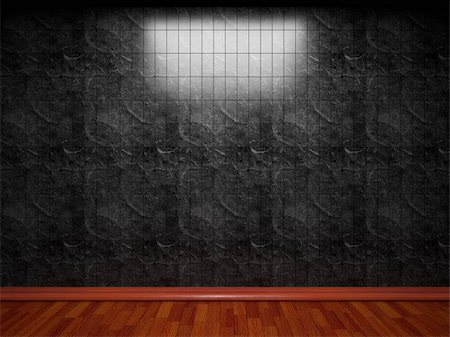 simsearch:400-05245734,k - illuminated tile wall made in 3D graphics Stock Photo - Budget Royalty-Free & Subscription, Code: 400-04681596