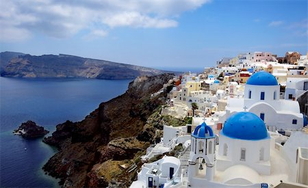 Santorini Stock Photo - Budget Royalty-Free & Subscription, Code: 400-04696029