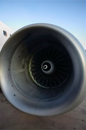 Jet Engine Stock Photo - Budget Royalty-Free & Subscription, Code: 400-04696020