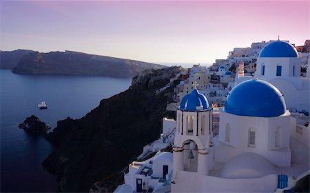 Santorini Stock Photo - Budget Royalty-Free & Subscription, Code: 400-04696036