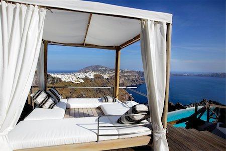 Santorini Stock Photo - Budget Royalty-Free & Subscription, Code: 400-04696064
