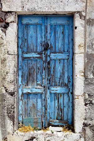 Old door Stock Photo - Budget Royalty-Free & Subscription, Code: 400-04696063